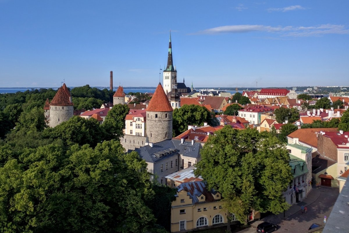 Estland - Tallinn